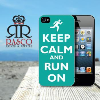 Keep Calm iPhone Case, iPhone 5 Case, Custom iPhone Case